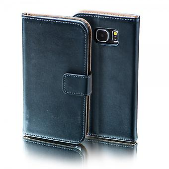 Pocket wallet premium black-to WIKO Lenny