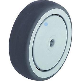 عجلات المعدات 546598 بليكلي Ø 100 ملم نوع تأثير (المتنوعة) عادي