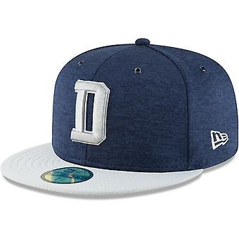 New era 59Fifty Cap - sideline home Dallas Cowboys