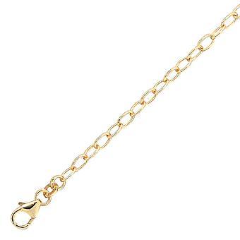 Verlängerungskette 333/-G goldenes Verlängerungskettchen Kette Armband