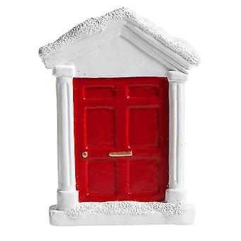 Christmas Elf Door In a Box Decoration