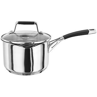 Stellar Induction, Draining, 16cm Saucepan, 1.5 Litre