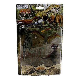 Dinosaures du monde disparu sous Blister Pack Playset, Style B