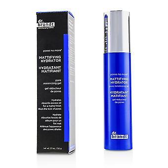 Dr. Brandt Pores No More Mattifying Hydrator Pore Minimizing Gel - 50g/1.7oz