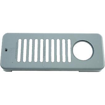 Balboa 30-6520GRAY ITT skimmer Faceplate-gri