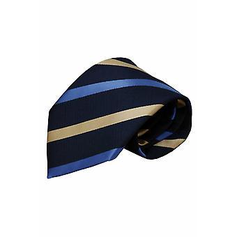 Blauwe stropdas Puglia 01