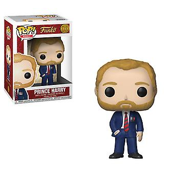 Funko POP Royals  - Prince Harry Collectible Figure