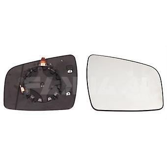 Espelho direito vidro (aquecido) & Holder para VAUXHALL ZAFIRA MK2 2009-2014