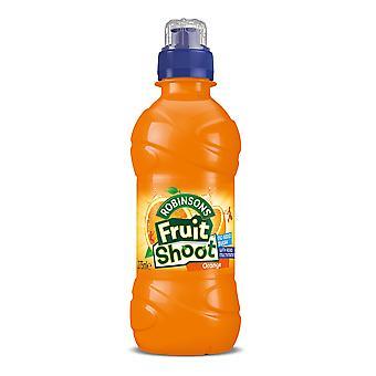 Robinsons Orange Fruit Shoots