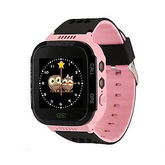 Q528 smartwatch for kids-pink