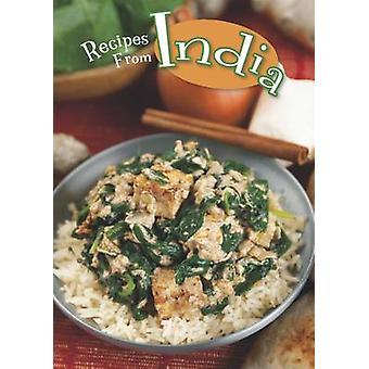 Recettes de l'Inde par Dana Meachen Rau - livre 9781406273854