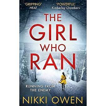 الفتاة الذي كان يدير قبل نيكي أوين-كتاب 9781848455115