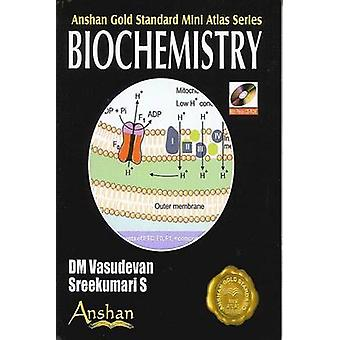 Mini Atlas of Biochemistry by V. N. Sehgal - D. M. Vasudevan - 978190