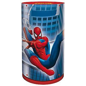 Decofun Spiderman Plastic Table Lamp Bulb Included