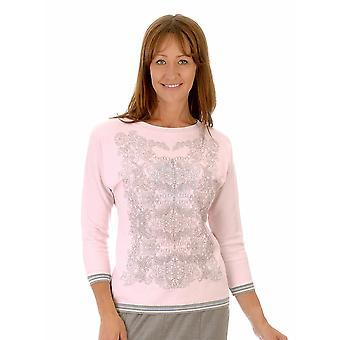 EUGEN KLEIN Sweater 8563 72070 Pink