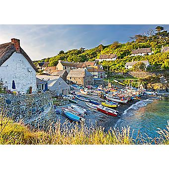 Jumbo Cadgwith, Cornwall Jigsaw Puzzle (1000 Teile)
