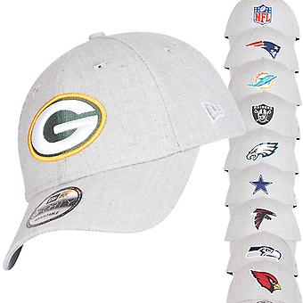 New era 9Forty Strapback Cap - NFL TEAMS heather grey