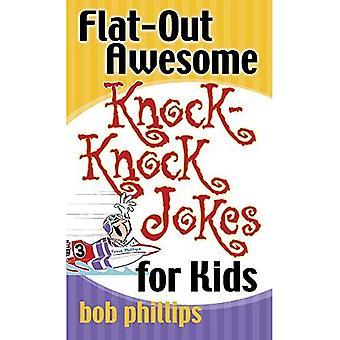 Platta ut Awesome Knock-Knock skämt för barn
