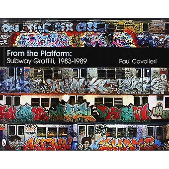 De la plate-forme: Subway Graffiti, 1983-1989