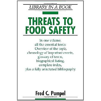 Hot mot livsmedelssäkerheten (bibliotek i en bok)