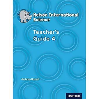 Nelson internationella Science Teacher's Guide 4
