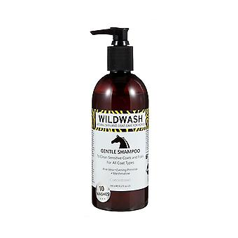 Wildwash Natural Skin & Coat Care Gentle Horse Shampoo for Sensitive Coats