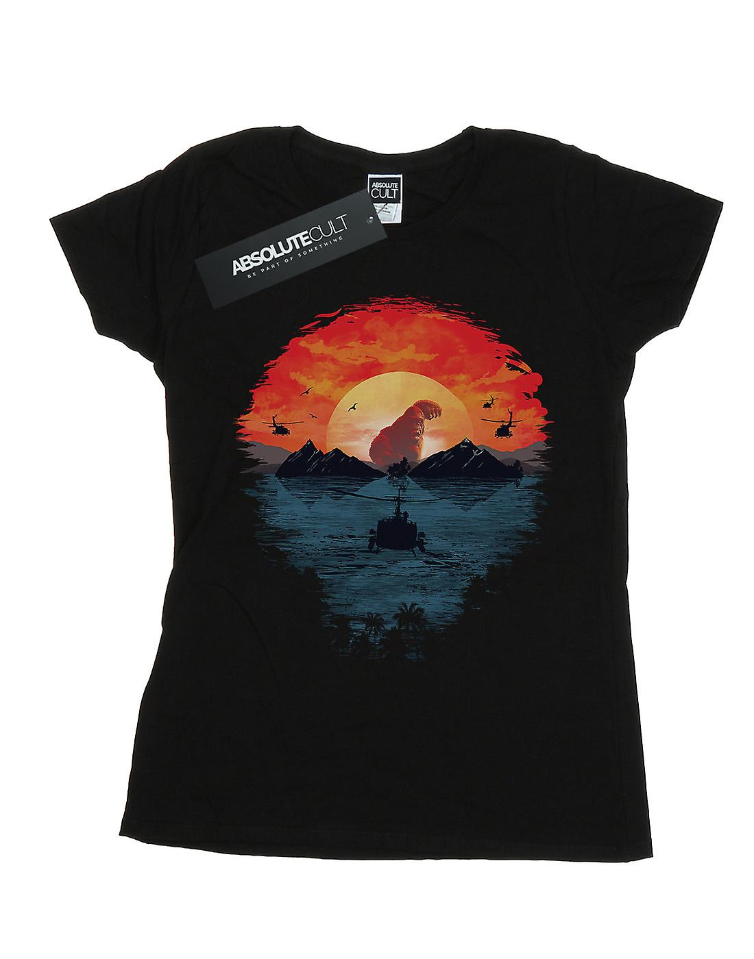 Dan Dingeroz Women's Skull Island T-Shirt