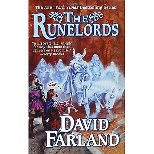 The Runelords (Runelords (Paperback))