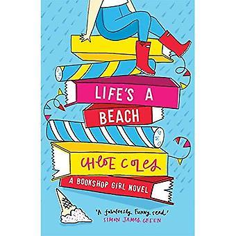 Boekhandel Girl: Het leven is een strand