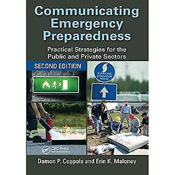 Kommunisere beredskap: Praktisk strategier for offentlig og privat sektor, Second Edition
