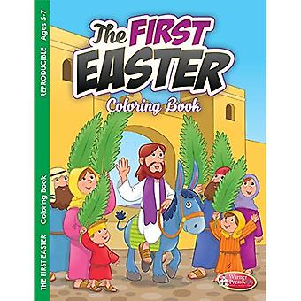 The First Easter: Easter Activity Book for Ages 5-7 (Pack of 6)