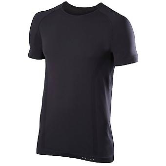 Falke Comfort Fit Kurzarm-Shirt - schwarz