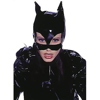 Kitty Mask Leatherlike For Adults