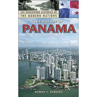 La historia de Panamá por Harding y Robert