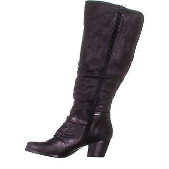 Bare Traps Womens Roz 2 Closed Toe Knee High Fashion Boots