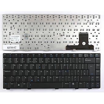"Asus Lamborghini VX2S 14"" sort UK Layout udskiftning bærbar tastatur"