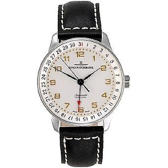 Zeno-watch X-large retro pointer dato Herre ur P554Z-f2