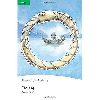 Ringen: nivå 3 (pingvin Longman Penguin läsare)