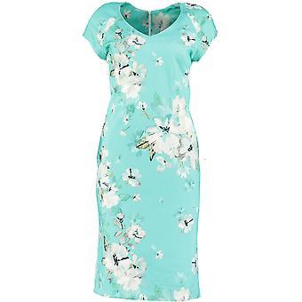 POMODORO Dress 11919 Green