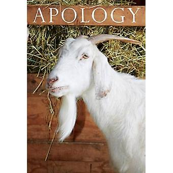 Apology Magazine 4 by Jesse Pearson - 9780985932633 Book