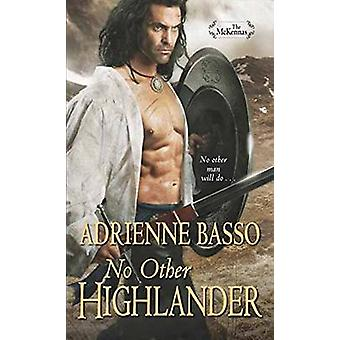 No Other Highlander by Adrienne Basso - 9781420137699 Book