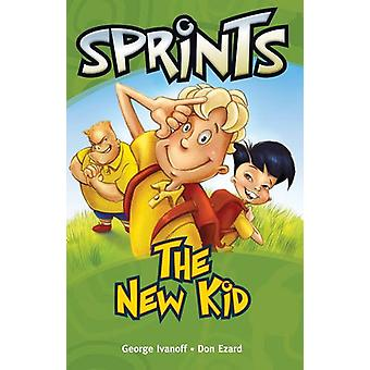 The New Kid by Geroge Ivanoff - 9781420292275 Book