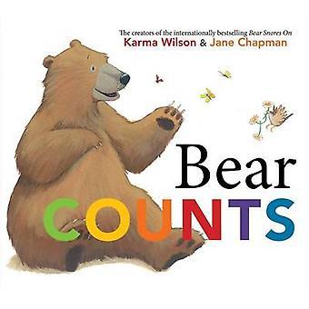 Bear Counts by Karma Wilson - Jane Chapman - 9781442480926 Book