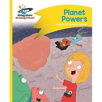 Reading Planet - Planet Powers - Yellow - Comet Street Kids by Adam Gu