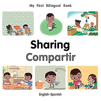 My First Bilingual Book-Sharing (English-Spanish) by Milet Publishing