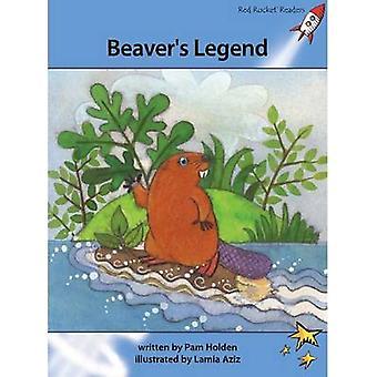 Beaver's Legend by Pam Holden - Lamia Aziz - 9781877506871 Book