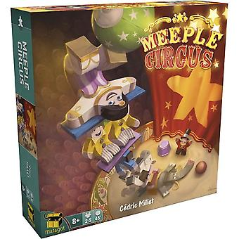 Meeple Circus Board Game