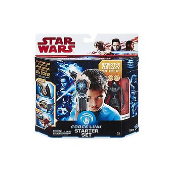 Star Wars E8 Force Link Starter Set mukaan lukien Force Link