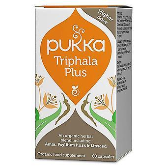 Pukka Triphala Plus Cápsulas 60