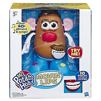 Herr potatis Head Playskool Movin ' läppar